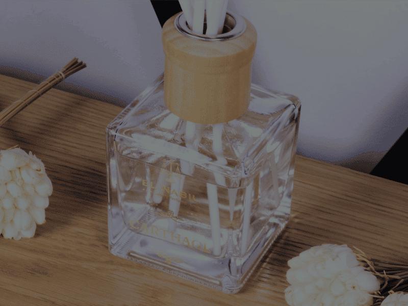 Bannière Parfums d'Intérieur - Luxurious Fragrances