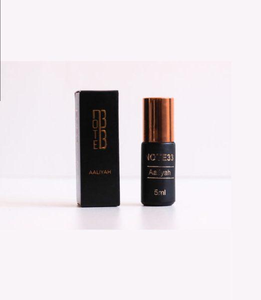 Extrait de Parfum Aaliyah- Note 33 - Luxurious Fragrances