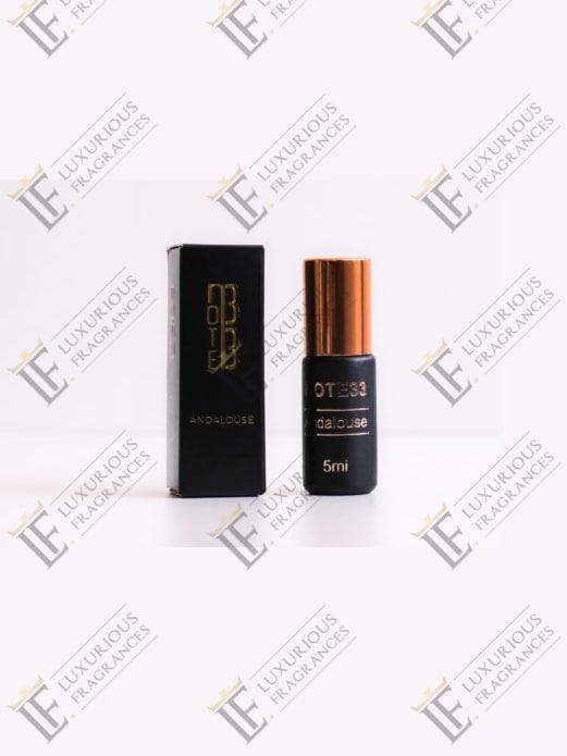 Extrait de Parfum Andalouse - Note 33 - Luxurious Fragrances