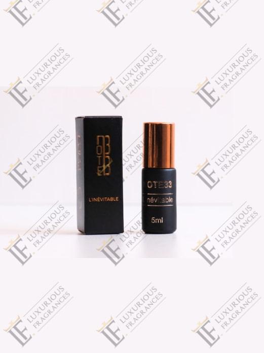 Extrait de Parfum L'inevitable - Note 33 - Luxurious Fragrances