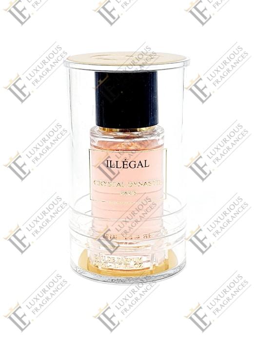 Illégal - Crystal Dynastie - Luxurious Fragrances