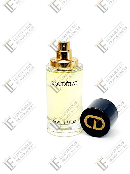 Koudétat - Crystal Dynastie - Luxurious Fragrances