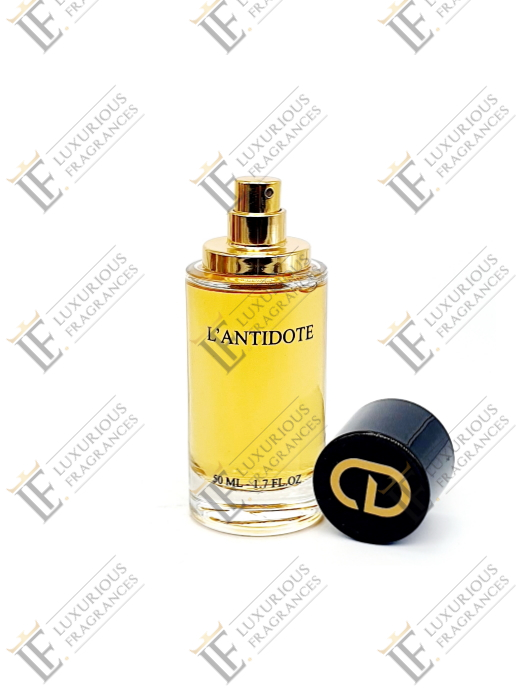 L'antidote - Crystal Dynastie - Luxurious Fragrances