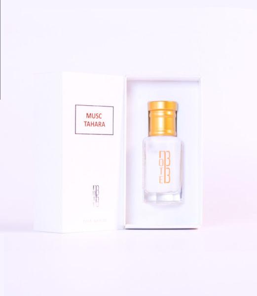 Musc Tahara Blanc Coffret - Luxurious Fragrances