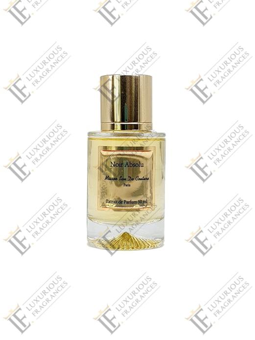 Noir Absolu - Maison Eau de Couture - Luxurious Fragrances