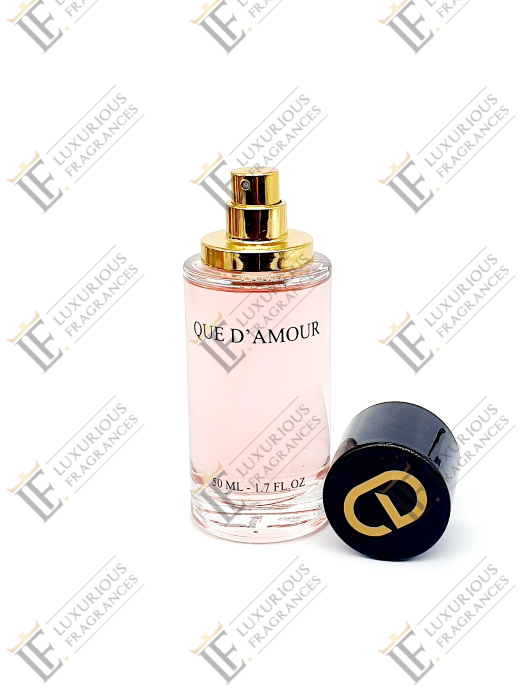Que D'amour - Crystal Dynastie - Luxurious Fragrances