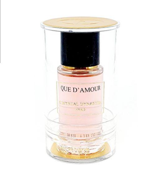 Que D'amour - Crystal Dynastie - Luxurious Fragrances