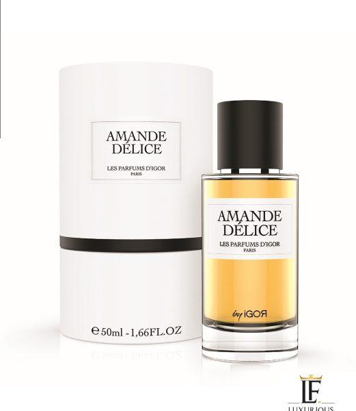 Amande de Délice Coffret - Les Parfums d'Igor - Luxurious Fragrances
