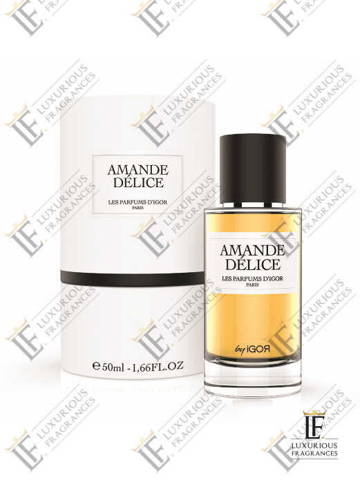 Amande de Délice Coffret - Les Parfums d'Igor - Luxurious Fragrances