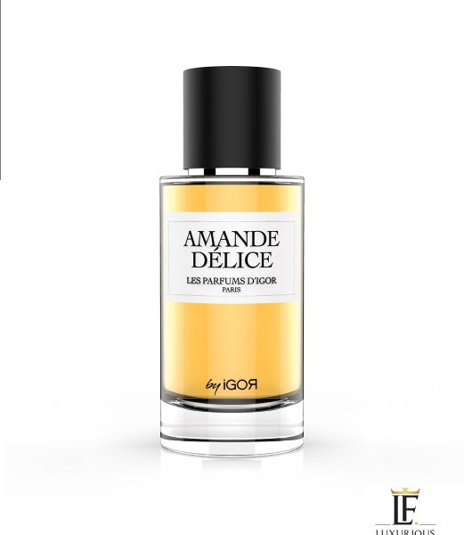 Amande de Délice - Les Parfums d'Igor - Luxurious Fragrances