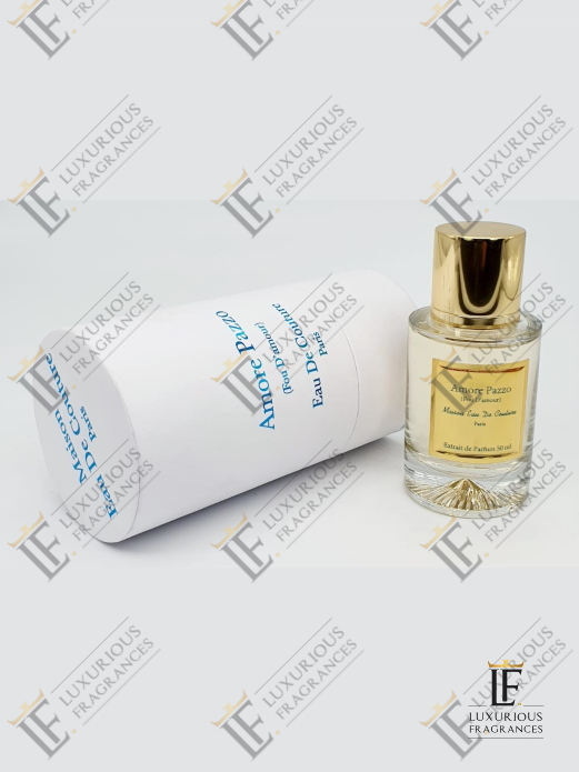 Amore Pazzo - Maison Eau de Couture - Luxurious Fragrances 2