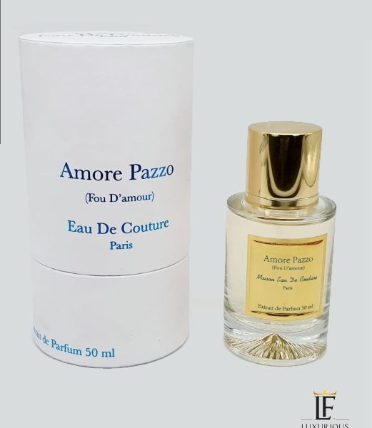 Amore Pazzo - Maison Eau de Couture - Luxurious Fragrances