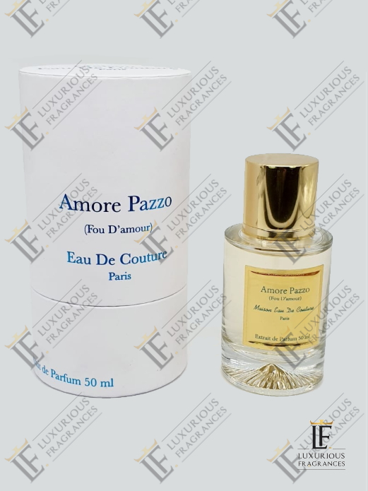 Amore Pazzo - Maison Eau de Couture - Luxurious Fragrances
