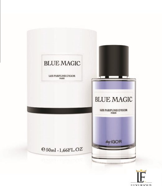 Blue Magic Coffret - Les Parfums d'Igor - Luxurious Fragrances
