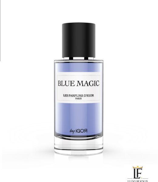 Blue Magic - Les Parfums d'Igor - Luxurious Fragrances