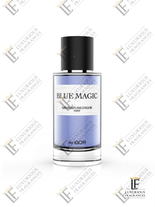Blue Magic - Les Parfums d'Igor - Luxurious Fragrances