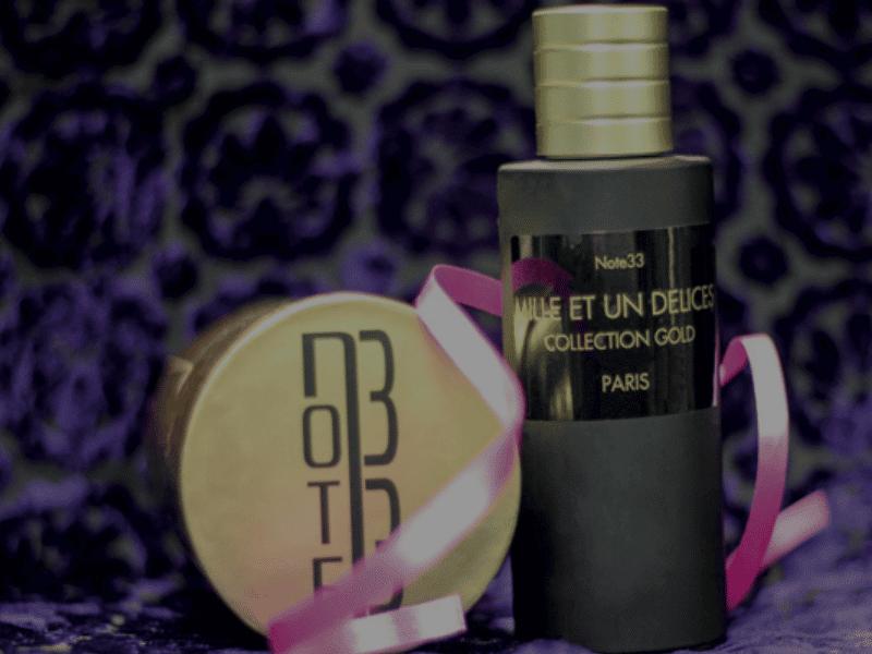 Catégorie Note33 - Luxurious Fragrances