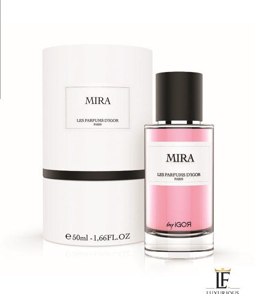 Mira Coffret - Les Parfums d'Igor - Luxurious Fragrances