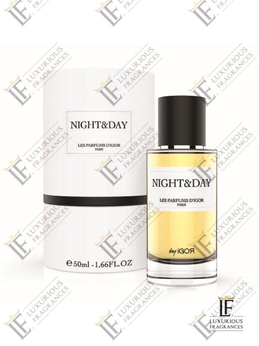 Night & Day Coffret - Les Parfums d'Igor - Luxurious Fragrances