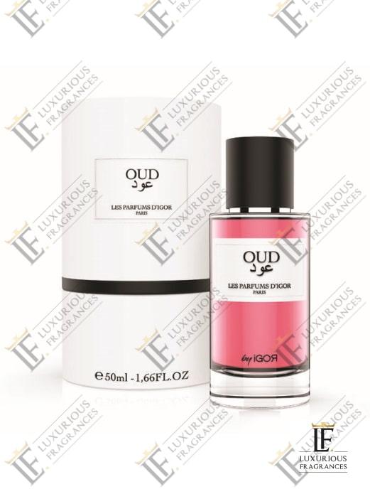 Oud Coffret - Les Parfums d'Igor - Luxurious Fragrances