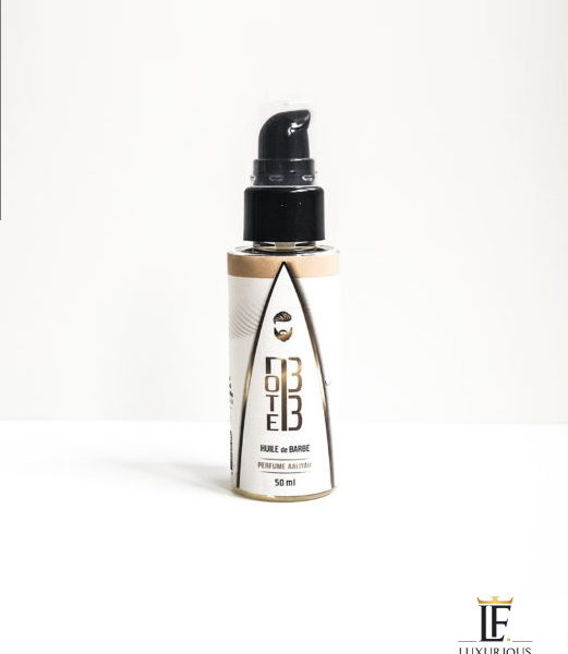 Huile à Barbe Aaliyah - Note 33 - Luxurious-Fragrances