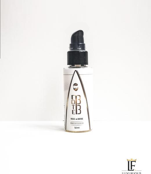 Huile à Barbe Douceur Blanche - Note 33 - Luxurious-Fragrances