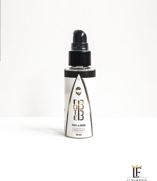 Huile à Barbe L'inévitable - Note 33 - Luxurious-Fragrances