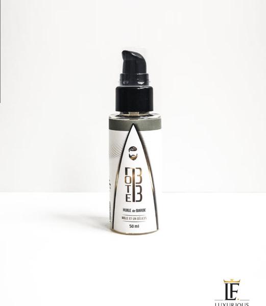 Huile à Barbe Mile Et Un Délices - Note 33 - Luxurious-Fragrances