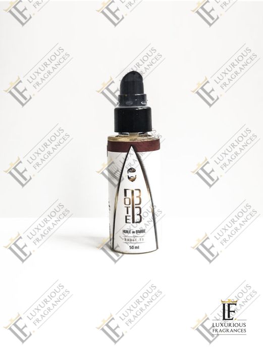 Huile à Barbe Rouge 33 - Note 33 - Luxurious-Fragrances