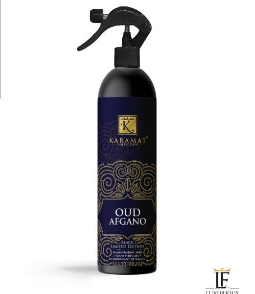 Oud Afghano - Karamat - Luxurious Fragrances
