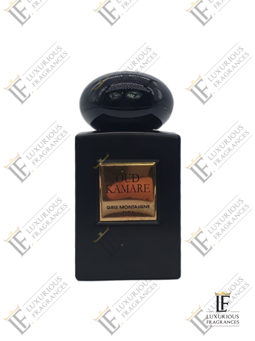 Oud Kamare - Gris Montaigne - Luxurious Fragrances