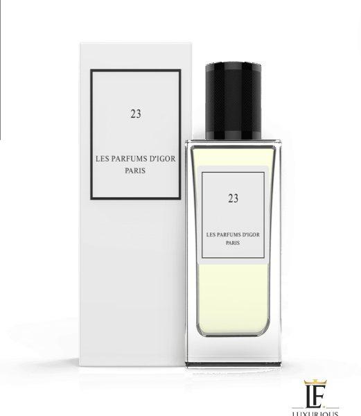 23 Coffret - Les Parfums d'Igor - Luxurious Fragrances