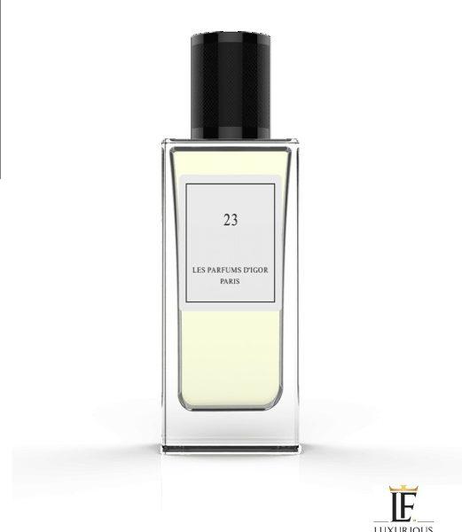 23 - Les Parfums d'Igor - Luxurious Fragrances