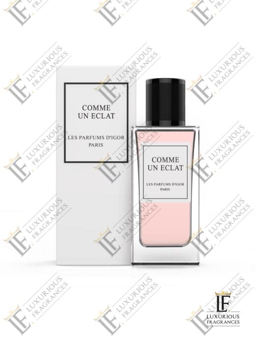 Comme un Éclat Coffret - Les Parfums d'Igor - Luxurious Fragrances