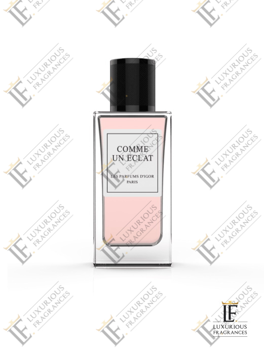 Comme un Éclat - Les Parfums d'Igor - Luxurious Fragrances