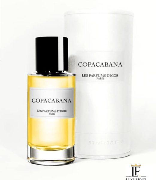 Copacabana Coffret - Les Parfums d'Igor - Luxurious Fragrances