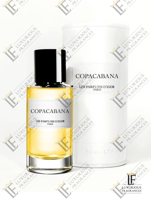 Copacabana Coffret - Les Parfums d'Igor - Luxurious Fragrances