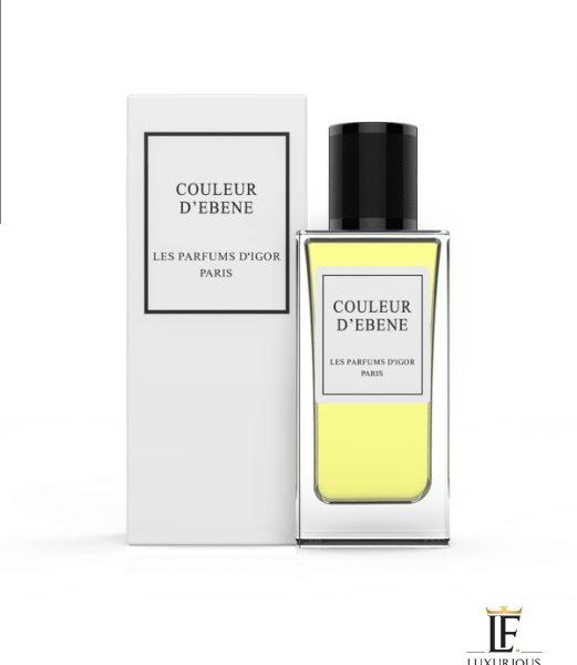 Couleur d'Eben Coffret - Les Parfums d'Igor - Luxurious Fragrances