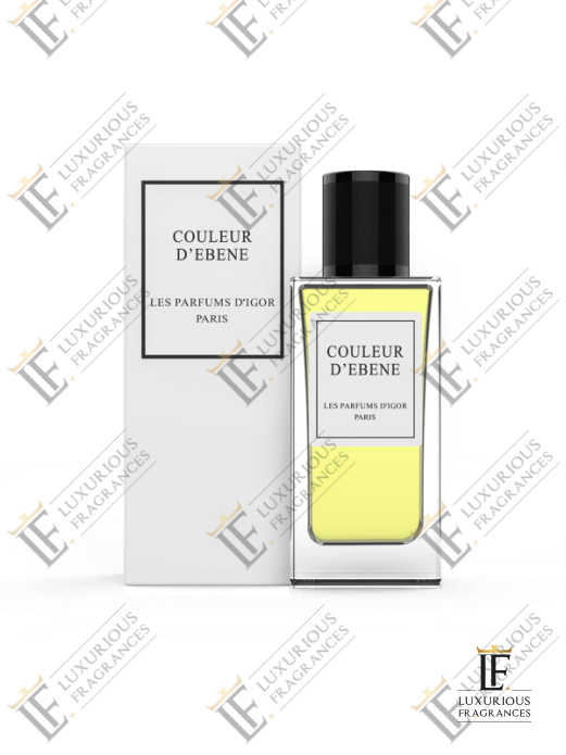 Couleur d'Eben Coffret - Les Parfums d'Igor - Luxurious Fragrances