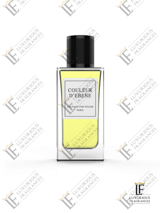 Couleur d'Eben - Les Parfums d'Igor - Luxurious Fragrances