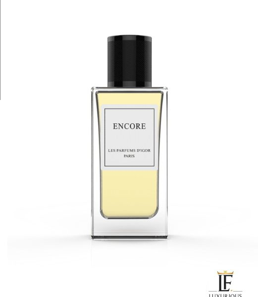 Encore - Les Parfums d'Igor - Luxurious Fragrances