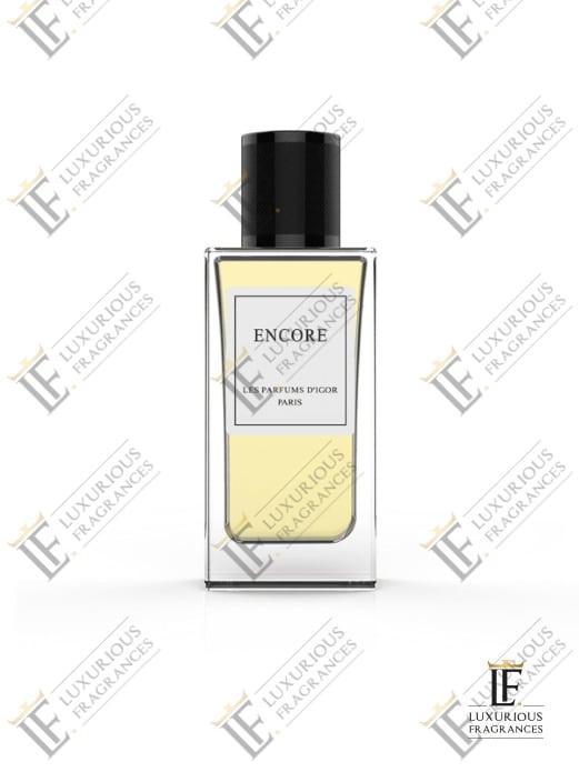 Encore - Les Parfums d'Igor - Luxurious Fragrances