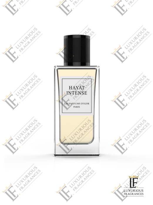 Hayat Intense - Les Parfums d'Igor - Luxurious Fragrances