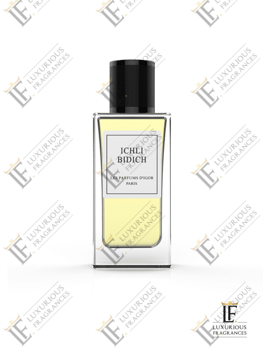 Ichli Bidich - Les Parfums d'Igor - Luxurious Fragrances