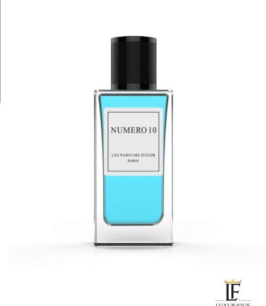 Numéro 10 - Les Parfums d'Igor - Luxurious Fragrances