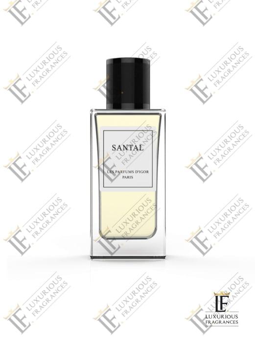 Santal - Les Parfums d'Igor - Luxurious Fragrances