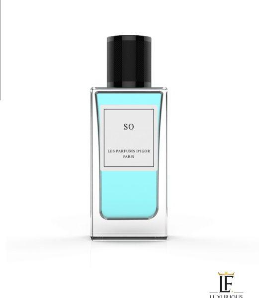 So - Les Parfums d'Igor - Luxurious Fragrances