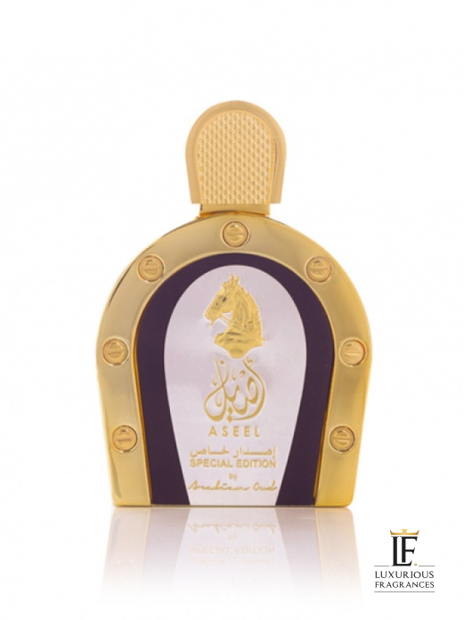 Aseel Special Edition - Arabian Oud - Luxurious Fragrances