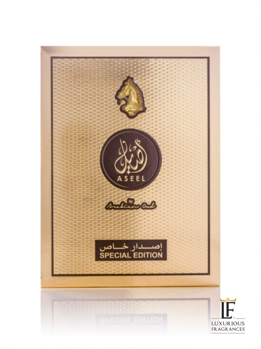 Aseel Special Edition Coffret - Arabian Oud - Luxurious Fragrances