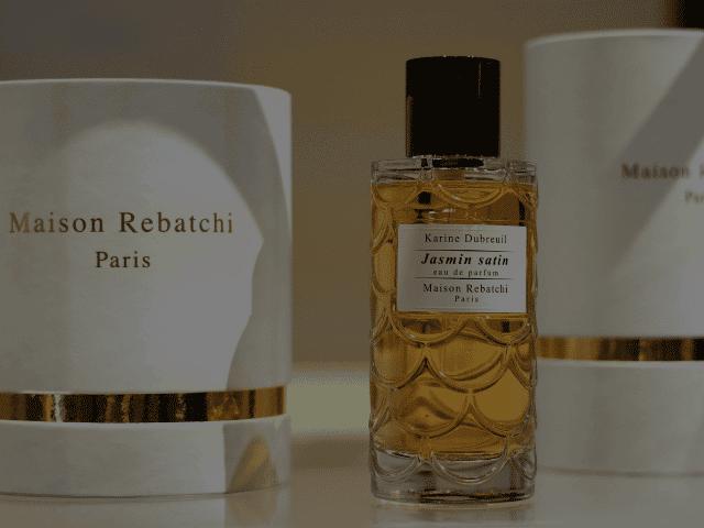 Bannière Maison Rebatchi - Luxurious Fragrances